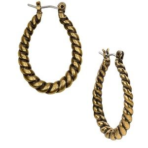Patricia Nash Twisted Rope Hoops
